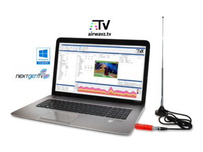 Airwavz TvXplorer Bundle
