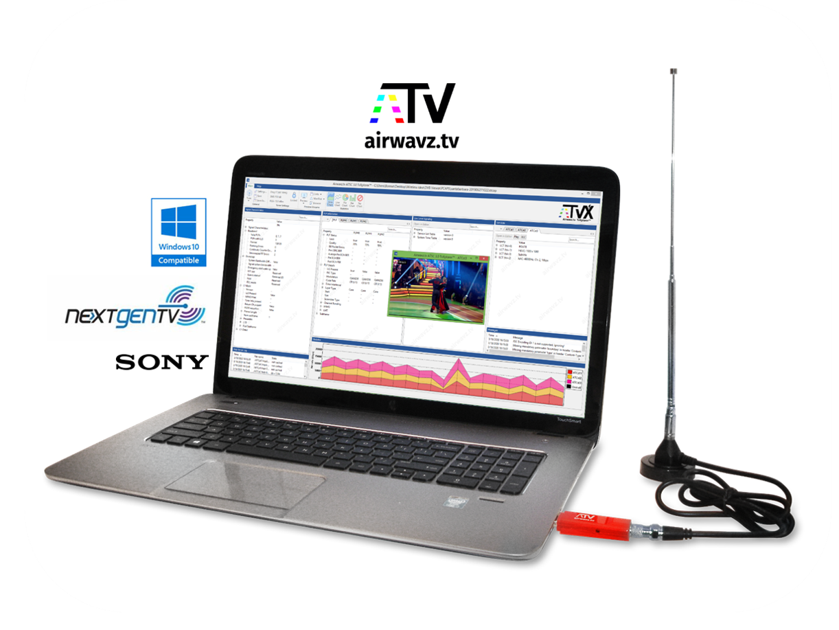 Airwavz TvXplorer Suite